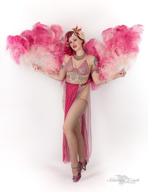 Papermoon Cabaret / Bossanova Ballroom Promotional Photo